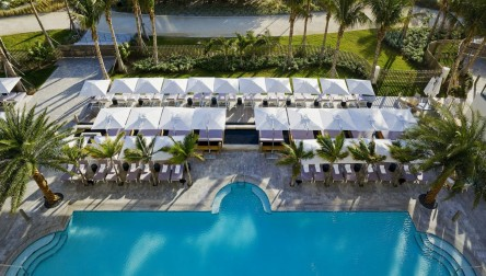 Pool Day Pass The St. Regis Bal Harbour Resort Miami Beach