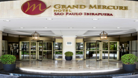 Pool Day Pass Hotel Grand Mercure Sao Paulo Ibirapuera São Paulo