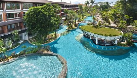 Pool Day Pass Padma Resort Legian Bali