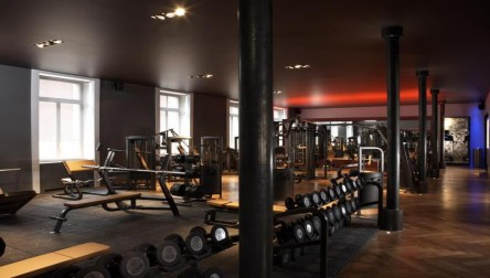 Gym Day Pass L'Usine Geneva