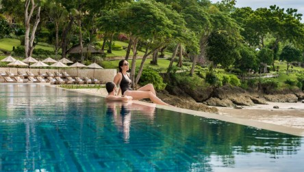 Pool Day Pass Four Seasons at Jimbaran Bay Bali