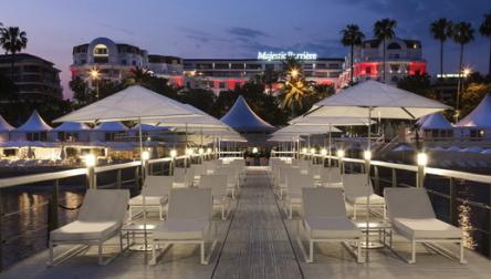 Pool Day Pass Hôtel Barrière Le Majestic Cannes