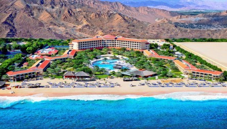 Pool Day Pass Fujairah Rotana Resort & Spa Al Aqah