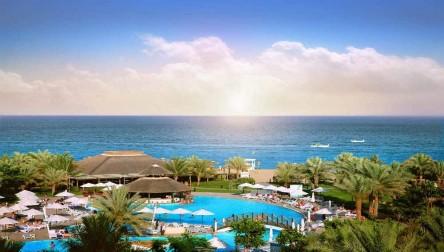 Pool Day Pass Fujairah Rotana Resort & Spa Al Aqah