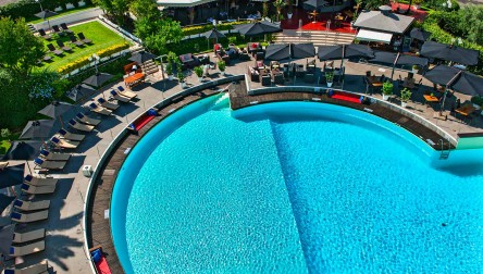Pool Day Pass Sheraton Roma Roma