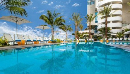 Pool Day Pass Hilton San Diego Bayfront San Diego