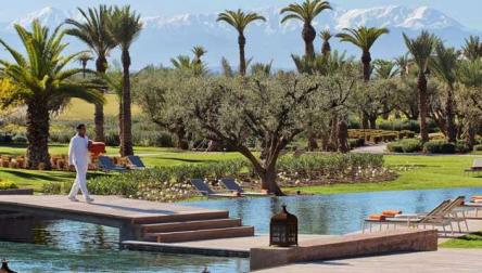 Pool Day Pass Fairmont Royal Palm Marrakesh Marrakesh