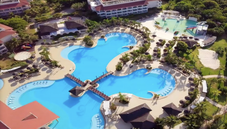 All Inclusive Day Pass Grand Palladium Imbassaí Resort & Spa Mata de Sao Joao