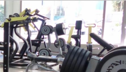 Gym Day Pass Silhouette Acacias Geneva