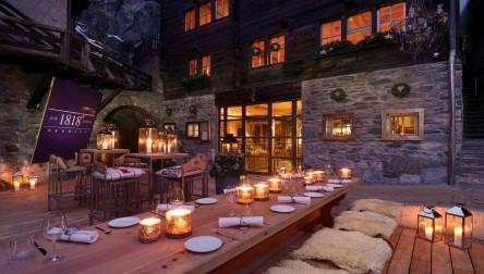 Spa Day Pass Mont Cervin Palace Zermatt