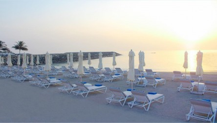 Pool Day Pass Fairmont Fujairah Beach Resort Dibba Al Fujairah