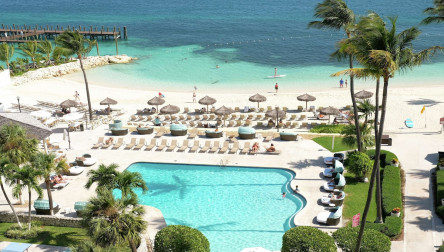 All Inclusive Day Pass British Colonial Hilton Nassau