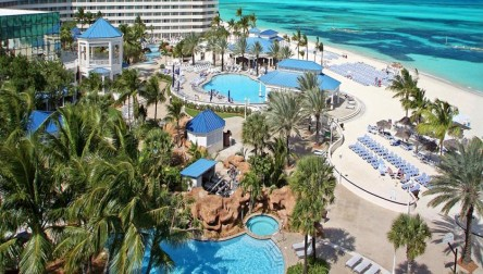 All Inclusive Day Pass Melia Nassau Beach Hotel Nassau