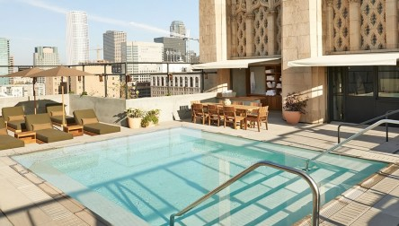 Pool Day Pass Ace Hotel Downtown Los Angeles