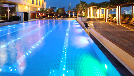 Pool Day Pass The Olympic Club Bangkok