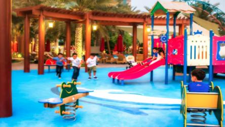 Pool Day Pass Khalidiya Palace Rayhaan by Rotana Abu Dhabi