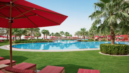 Spa Day Pass Khalidiya Palace Rayhaan by Rotana Abu Dhabi