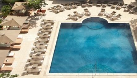 Pool Day Pass Hotel President Wilson, a Luxury Collection Hotel Geneva Geneva