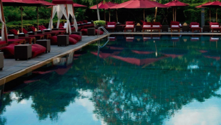 Pool Day Pass The Sukhothai  Bangkok