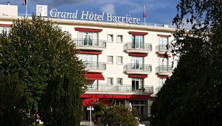 Spa Day Pass Hôtel Barrière Le Grand Hôtel Enghien les Bains