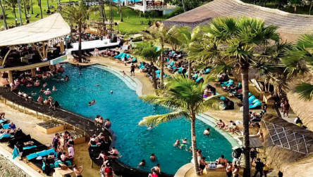 Pool Day Pass FINNS Beach Club Canggu