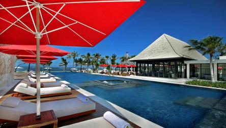 Pool Day Pass The Royal Santrian Luxury Beach Villas Nusa Dua
