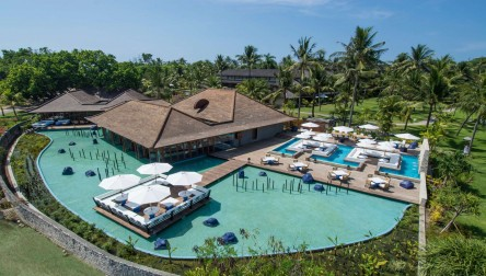 All Inclusive Day Pass, Club Med Bali, Bali, Indonesia