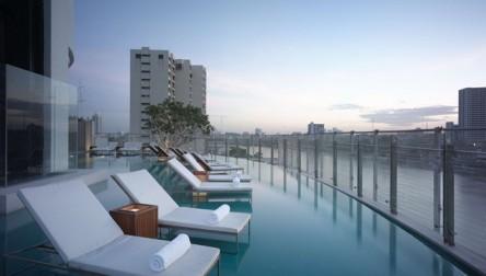 Pool Day Pass Millennium Hilton Bangkok