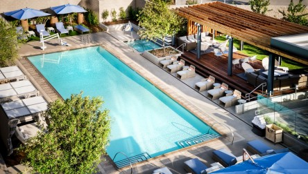 Pool Day Pass Hotel Nia Autograph Collection Menlo Park