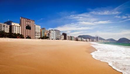 Pool Day Pass JW Marriott Rio de Janeiro