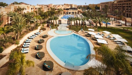 Spa Day Pass Mövenpick Hotel Mansour Eddahbi Marrakesh
