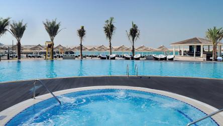 Pool Day Pass InterContinental Abu Dhabi Abu Dhabi