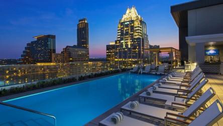 Pool Day Pass The Westin Austin Downtown Austin