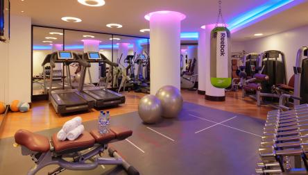 Gym Day Pass Le Richemond Geneva