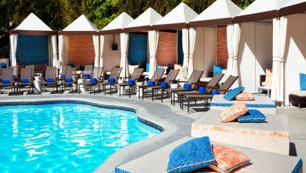 Pool Day Pass W Los Angeles - West Beverly Hills Los Angeles