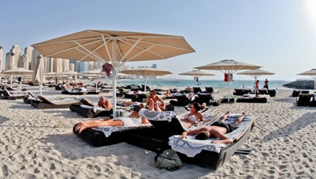 Beach Day Pass Zero Gravity Beach Club Dubai