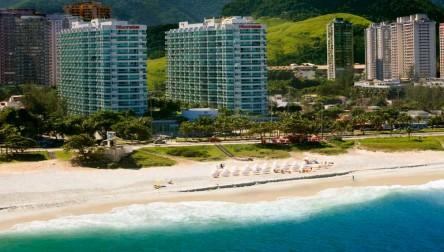 Pool Day Pass Sheraton barra hotel Rio de Janeiro