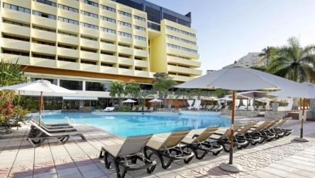 Pool Day Pass Dominican Fiesta Hotel Santo Domingo