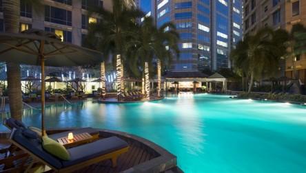Pool Day Pass Conrad Bangkok