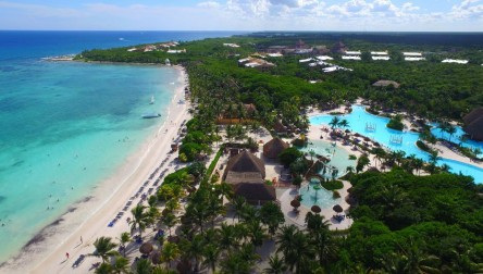 All Inclusive Day Pass Grand Palladium Kantenah Playa del Carmen