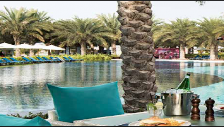 Pool Day Pass Rixos The Palm Dubai Dubai