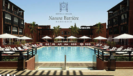 Pool Day Pass Naoura Barriere Marrakesh
