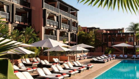 Spa Day Pass Naoura Barriere Marrakesh