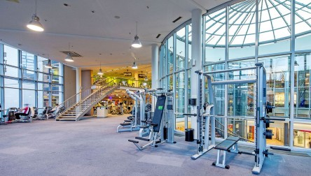 Gym Day Pass ELIXIA Wilmersdorf Berlin