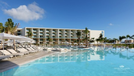 All Inclusive Day Pass Grand Palladium Costa Mujeres Resort & Spa Cancun