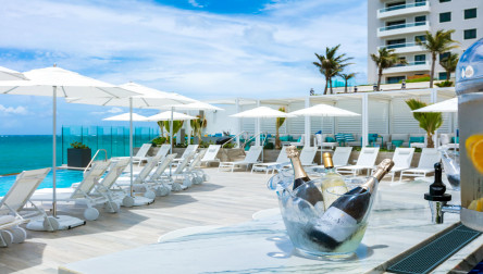 Pool Day Pass Condado Ocean Club San Juan