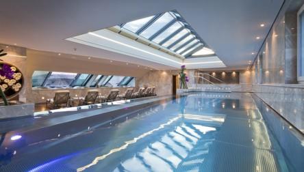 Pool Day Pass Four Seasons Hotel des Bergues Geneva Geneva