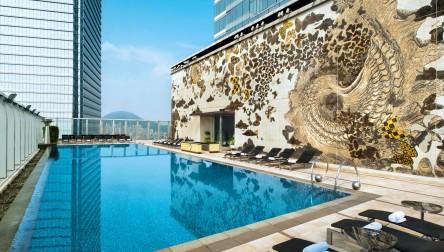 Pool Day Pass W Hong Kong Hong Kong City