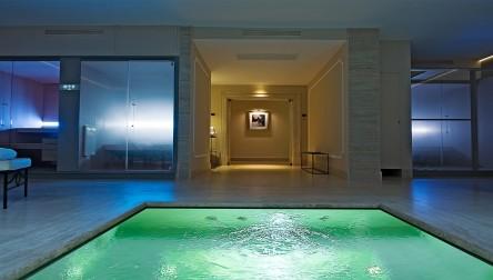 Pool Day Pass Aldrovandi Villa Borghese Rome
