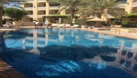Pool Day Pass Shangri-La Hotel Qaryat al Beri Abu Dhabi